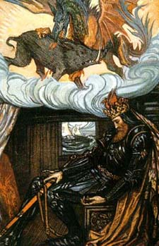 Arthur the Celtic Hero