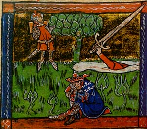 The Passing of Arthur